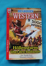 Kelter Pockets Band 3, 3 Western  TOP-Zustand