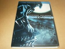 Underworld Starring Kate Beckinsale Extended Cut 2-Disc DVD,2004, Used.