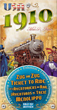 *NEW* Ticket To Ride USA 1910 Card Expansion for Board Game Days of Wonder Train