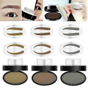 Eyebrow Make Up Powder Definition Brow Stamp Waterproof Paint Eyebrow Enhancer