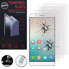 3 Películas Vidrio Templado Protector Protección Para Huawei Honor 7i/ Shot X