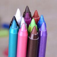 2Pcs Eye Liner Pencil Pigment Longlasting Waterproof Eyeliner Pens Beauty Tools