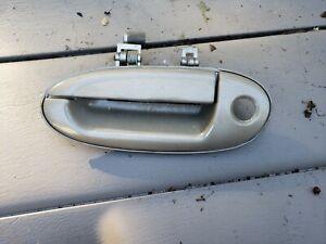 2001 Mercury Sable Left Front LF LH Drivers Exterior Door Handle Beige Gold