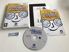Mon Coach Personnel J'enrichis Mon Vocabulaire - Nintendo Wii - FR - Avec Notice