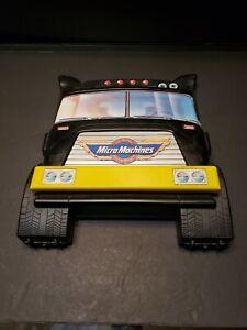 Vintage Micro Machines Miniature Vehicle Holder