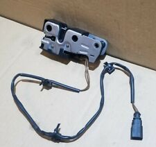VW GOLF MK5 1K1 823 509E HOOD LOWER BONNET LOCK LATCH CATCH MECHANISM AND SENSOR