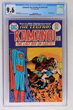 Kamandi, the Last Boy on Earth #29 - DC 95 CGC 9.6 Superman storyline.