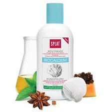 Splat Professional Biocalcium Mouthwash 275ml - Fluoride Free - Safe Whitening