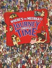 New Where's the Meerkat?: Journey Through Time 9781843179481 by Moran, Paul
