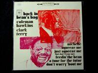 BACK IN BEAN'S BAG CLASSIC RECORDS VINYL LP  COLEMAN HAWKINS CLARK TERRY 180 G