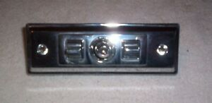 83 BUICK  LESABRE  POWER  SEAT  CONTROL  --Check This Out--