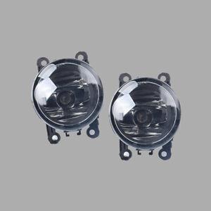 For PORSCHE Cayenne Macan Pair Front Bumper Foglight Fogl Lamp Halogen L+R