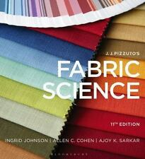 J.J. PIZZUTO'S FABRIC SCIENCE - JOHNSON, INGRID/ COHEN, ALLEN C./ SARKAR, AJOY K