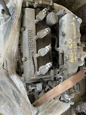 02 06 Nissan Altima 2.5L Engine