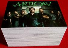 ARROW - Season 2 - Complete Base Set (72 cards) - Cryptozoic 2015