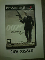007 QUANTUM OF SOLACE PS2 PLAYSTATION 2 SONY COMPLETE PAL