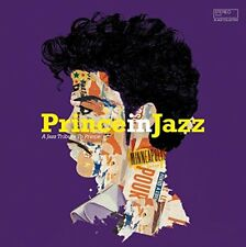 PRINCE IN JAZZ   VINYL LP NEW!