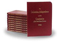 U.S. Constitution & Declaration of Independence POCKET PURSE SIZE!!