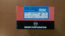 Piston Rings Set for Isuzu Elf NPR 4300 4HF1 4.3D - 112mm Bore