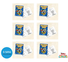 Amscan 395732 Disney Mickey Playtime Coloring Book Pack of 48