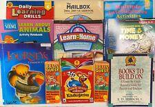 Grade K Curriculum in a Box Homeschool Bundle Kindergarten Teacher Resources