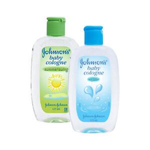 Johnson baby Cologne Set - Regular & Summer Swing 125 ml