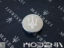 Felgendeckel Radnabendeckel Deckel Felge Nabenkappe Maserati dark chrome chrom