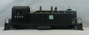 Vintage Lionel O Scale 6220 AT&SF GM SW-12 Switcher SHELL ONLY - VGC