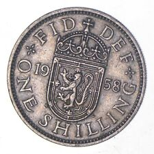 Better Date - 1958 Great Britain 1 Shilling *567