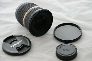 Tamron SP 10-24mm f/3.5-4.5 Di-II Aspherical Lens for Nikon Wide Angle