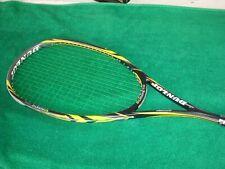 """DUNLOP Biomimetic 132g Squash Racquet """"EXCELLENT"""""""