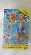 Zingzillas Posable Tang Action Figure New BBC CBeebies Rare
