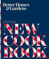 Better Homes & Gardens New Cook Book, Hardcover by Better Homes and Gardens B...