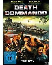 DVD - Death Commando (2013) -- NEU --