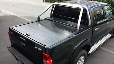 Toyota Hilux Double Cab Pickup Cale couverture rigide rollcover