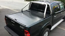 Toyota Hilux Double Cab / Pickup / Laderaumabdeckung / Hardtop Rollcover