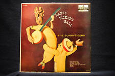 SUNNYSIDERS-Banjo Picker's Ball-Popular Banjo VG+ Vinyl