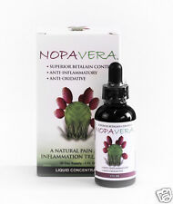 NopaVera 30 Day Supply Natural Pain & Inflamation Treatment Nopalea Extract 2019