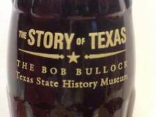 Story of Texas- Texas State History Museum  coke bottle
