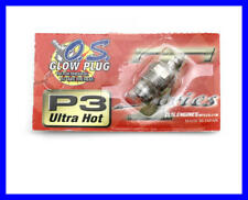 BRAND NEW OS O.S. P3 P 3 TURBO V SPEC GLOW PLUG SPEED ULTRA HOT OSMG2699 !!