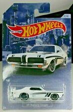 2020 Hot Wheels American Steel '69 Mercury Cougar 7 Muscle Car Walmart Exclusive