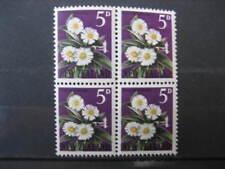 NEW ZEALAND 1960 PICTORIALS 5d IN BLOCK 4 NHM  SG787