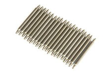 20 pieces high quality stainless steel springbars (18mm)