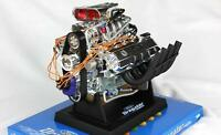 FORD 427 SOHC TOP FUEL DRAGSTER ENGINE MODEL LIBERTY 84029 1:6 MOVING PARTS