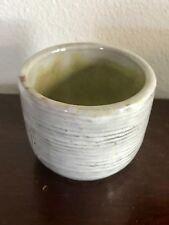 eugene deutch, mid century chicago artist small cup