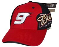 Nascar Chase Authentics Budweiser King of Beers Kasey Kahne #9 Flex Fit Cap Hat