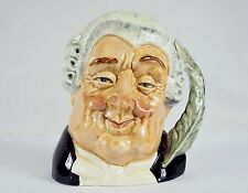 "Toby Character Jug (Small) ~""The Lawyer"" ~ Royal Doulton D6504, #9120720"