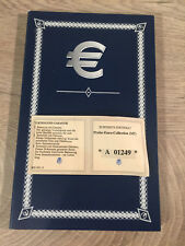 Essais Euro Malte 2003 30.000 Exemplaires