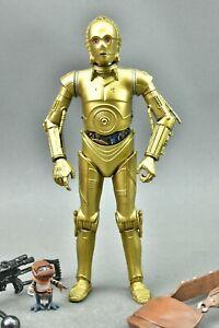 "Star Wars The Black Series C-3PO & Babu Frik Target 6"" Figure"
