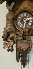 New ListingVintage German Black Forest Cuckoo Clock